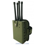 CT-2X1040H-A 8 Antenna 76W Cell 3G 4G WIFI GPS Jammers up to 60m